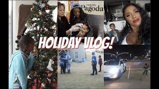 vlog thanksgiving family holiday edition ellarie