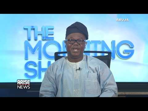 ASUU President, Professor Biodun Ogunyemi, speaks on strike and demands from Government.