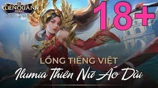 Liên quân mobile Việt Nam đầu tư lồng tiếng trang phục thứ 2 ILUMIA Cực sốc