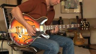 1967 Gibson ES-345 sunburst, Bigsby Part2