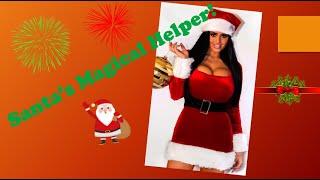 Christmas Special! Santa's Magical Helper TG Caption