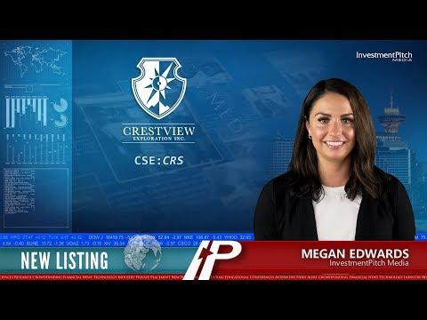 New Listing: Crestview Exploration (CSE:CRS)