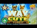 ⭐️ New - Way Too Cute Forest slot machine