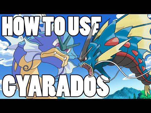 How To Use: MEGA Gyarados and Gyarados! Gyarados Strategy Guide ORAS / XY