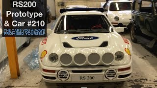 Nearly first and last RS200