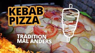 🍕 Kebab Pizza