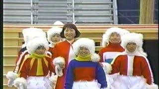 Ryoko Moriyama 世界を造るのは子供達 1998 長野オリンピック開会式. ま...