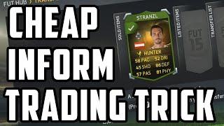 EASY 5K PROFIT - CHEAP INFORM HUNTER TRADING TRICK - FIFA 15 ULTIMATE TEAM Thumbnail