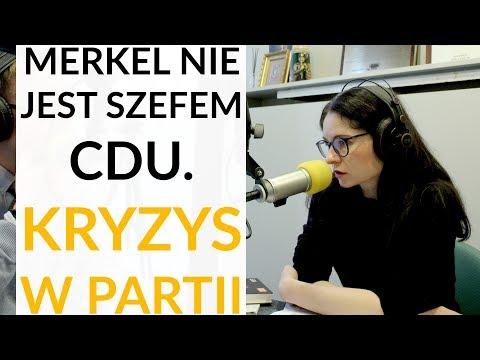 Olga Doleśniak: CDU podzielona po rezygnacji Merkel - konserwatyści sfrustrowani, AfD skorzysta