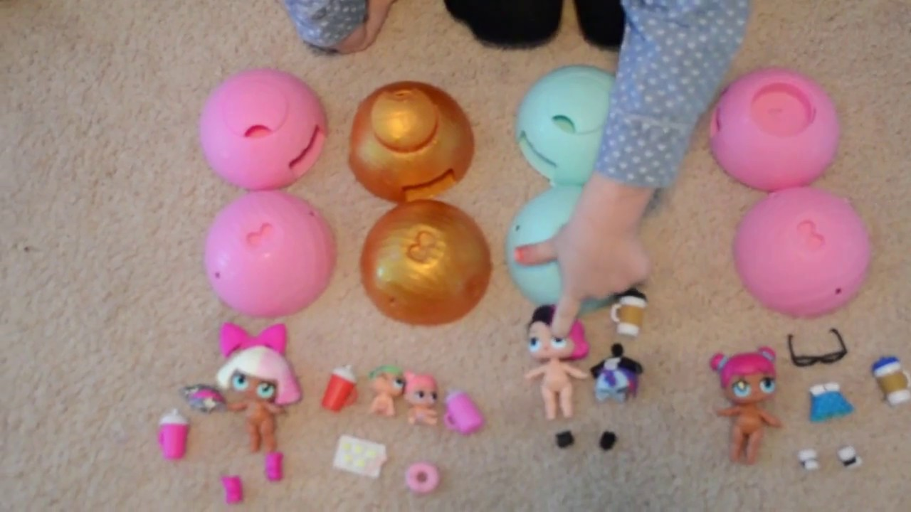 Going To Toys R Us For Lol Surprise Dolls Brand New Opening Youtube