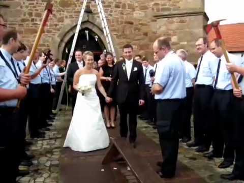 Hochzeit Gluckwunsche Der Feuerwehr Youtube