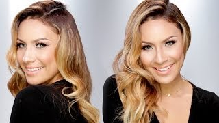 GET THE LOOK: Hollywood Hair