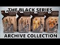 watch he video of The Black Series Archive Collection ESB Bounty Hunter Set