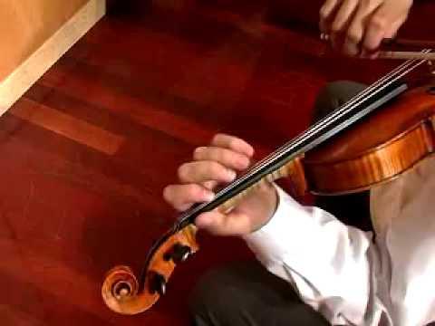 3 Octave Violin Scales