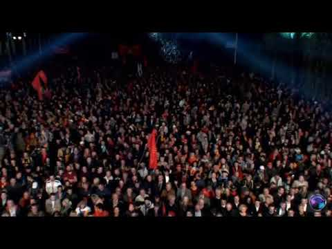 Митинг на ВМРО-ДПМНЕ каков што Македонија не памети