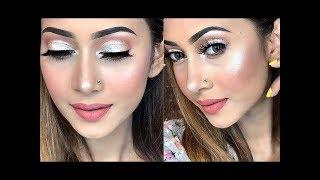 EID Makeup Tutorial l Easy Glam Eye Look l Sumayaa Meem