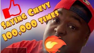 Chevy Challenge Bodywork, Saying Chevy 100000 Times। Life Of Boseman