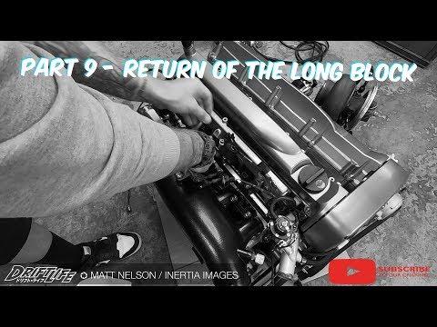 R32 GTR BUILD - PART 9 - RETURN OF THE LONG BLOCK