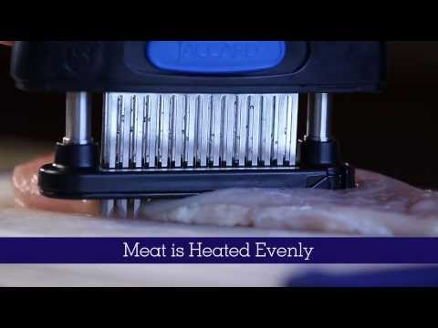 Jaccard Meat Maximizer Hand Held Meat Tenderizer