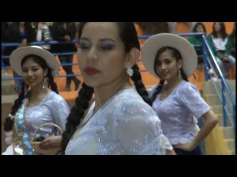 Miss Juegos Plurinacionales Presidente Evo Cliza 2016 Nivel
