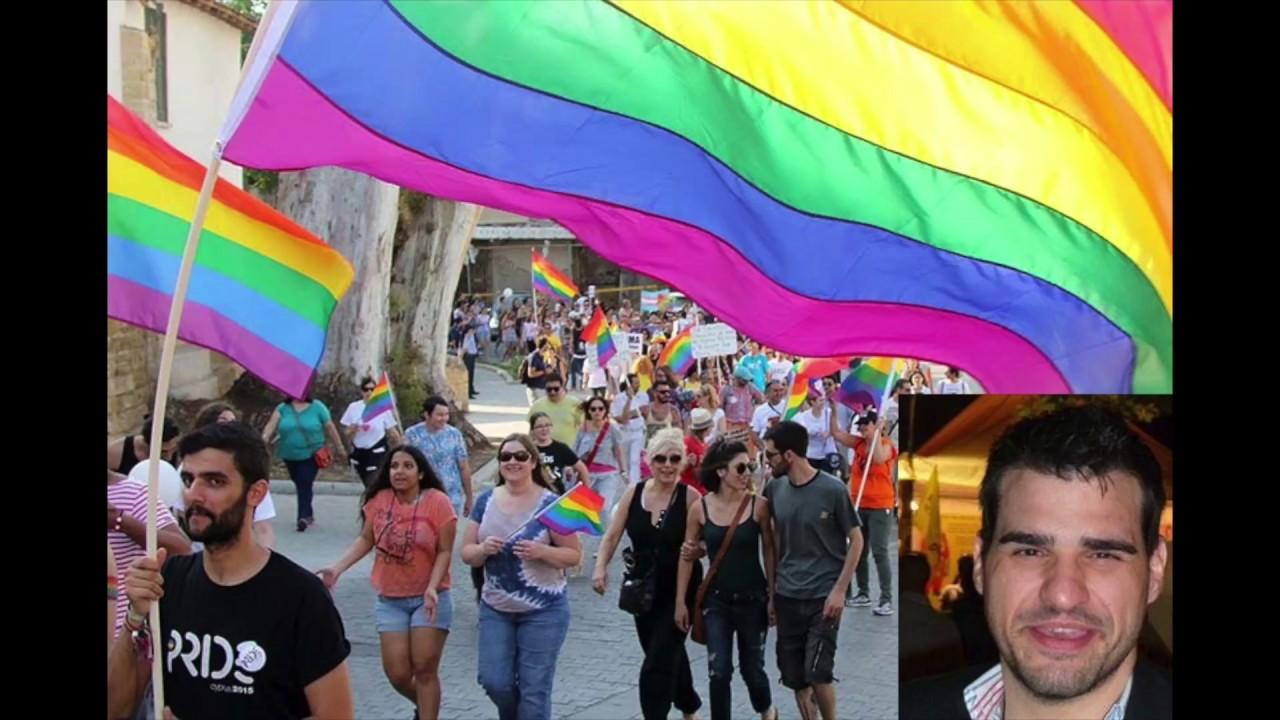 Gay pride and may