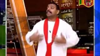 Tamil nadu chennai sri lanka Mahinda raja live interview part 1/2