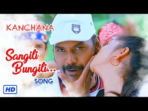 Sangili Bungili Kadhava Thorae Video Song | Kanchana Movie Songs | Raghava Lawrence | Lakshmi Rai