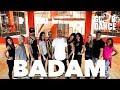 Badam Hardwell Henry Fong Feat Mr Vegas GlobDance Coreografía Luis Calanche mp3