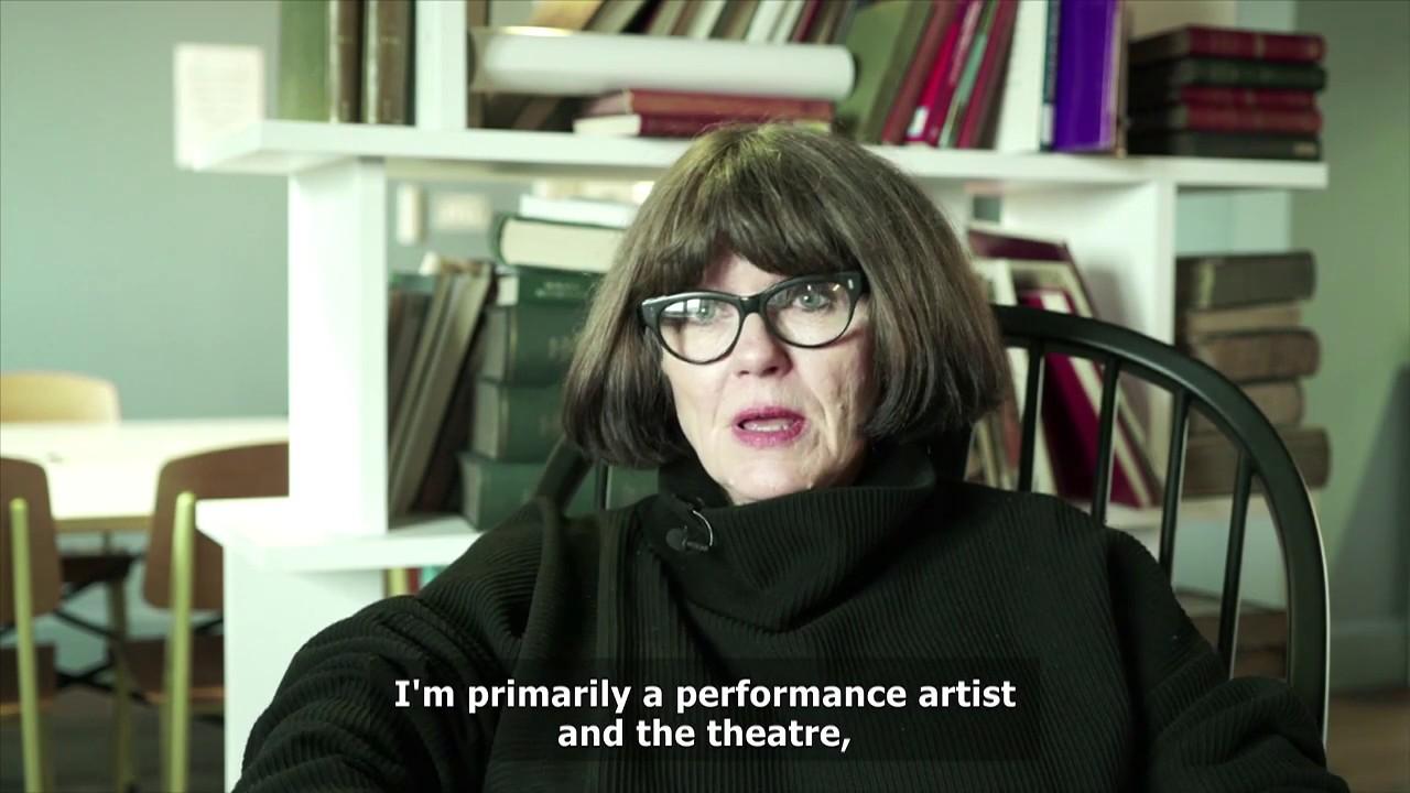 Watch Lois Weaver video
