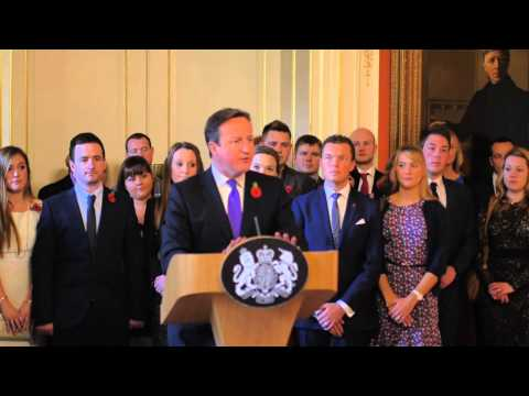 Help To Buy: statement by David Cameron