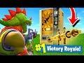 *NEW* LEGENDARY Vending Machine Gameplay in Fortnite: Battle Royale!