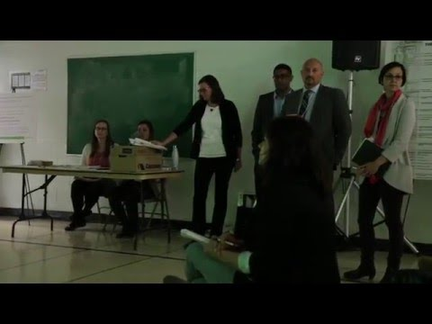 Metrolinx Davenport Diamond Meeting: 2016-04-27