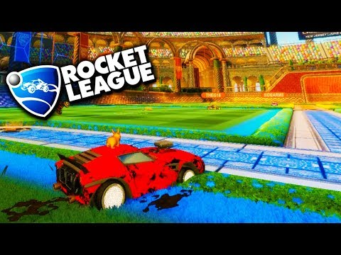MY BEST RANK YET?! - Rocket League with The Crew!