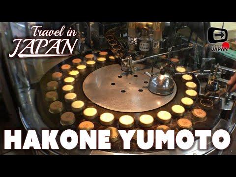 Travel in Japan | Hakone Yumoto Kanagawa | Onsen town Hotspring | 箱根湯本