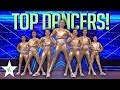 CRAZY TALENTED KIDS! TOP Kid Dancers From Around The World! | Kids Talent Global