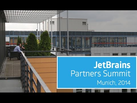 JetBrains Partners Summit - Munich Germany: A Few Words