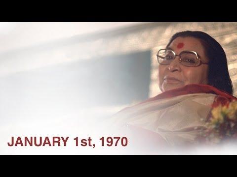1970-0101 H.H. Shri Mataji Nirmala Devi, TV Interview