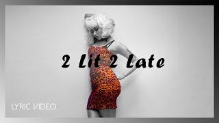 Nicki Minaj – 2 Lit 2 Late Interlude (Lyric video)