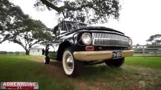 1966 International 1100A Pickup - Adrenaline Offroad & Customs