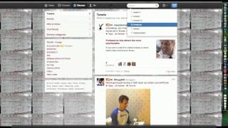 Using Twitter to keep up with Medical Education on my Desktop
