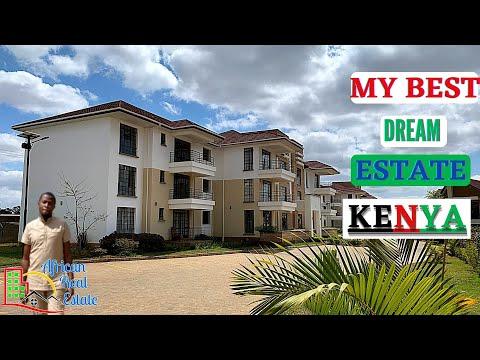 Gated Estate Houses in Nairobi Kenya- Cheap to own & AMAZING AMENITIES