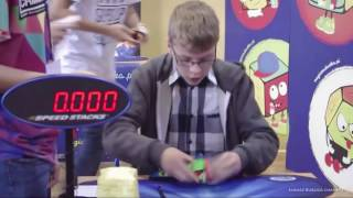 All Rubik's Cube World Records End of 2016 Edit