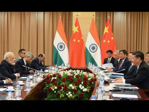President Xi congratulates PM Modi on India's accession to SCO