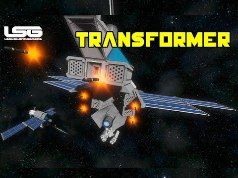 Space Engineers - Nasty Surprise Transformer
