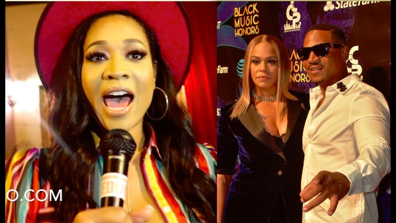 Mimi Faust Talks About Stevie J Faith Evans Wedding Karile Redd Engagement