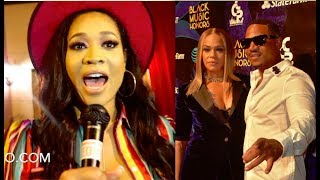 Mimi Faust Talks about Stevie j & Faith Evans Wedding & Karile Redd Engagement