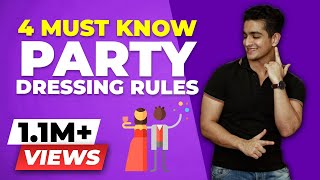 Be the HOTTEST guy at the PARTY - 4 Looks for 4 Types of Parties | BeerBiceps Party  Fashion