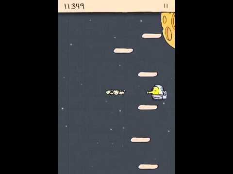 Doodle Jump space (epic music)