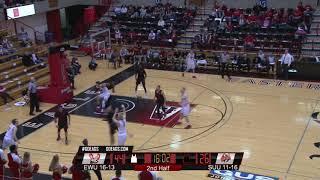 EWU MBB Highlights vs. Southern Utah 3/1/18