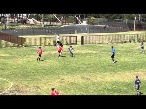 Serra Catholic 5th Grade Soccer, 4/26/13.